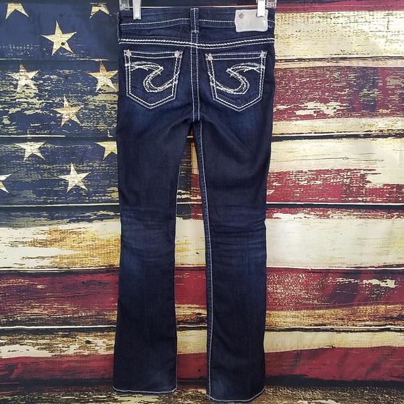 f7ab05f1 Silver Jeans Jeans | Frances 18 Stretch Boot Cut | Poshmark